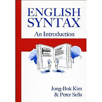 English Syntax: An Introduction (CLSI Lecture Notes)