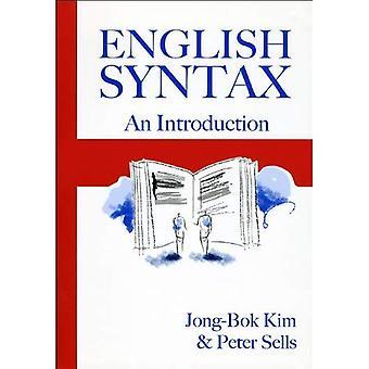 Engelsk Syntax: En introduktion (CLSI Lecture Notes)
