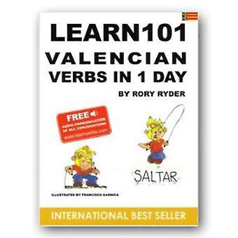 101 Velencian werkwoorden leren in 1 dag (talen)