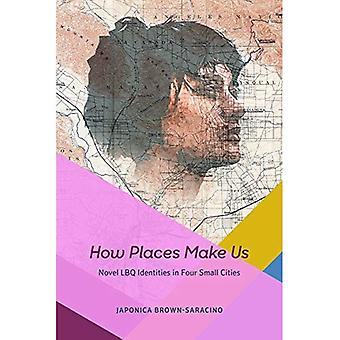 How Places Make Us: Novel Lbq Identities in Four Small Cities (Fieldwork Encounters and Discoveries)