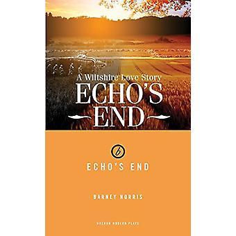 Fim do Echo por Barney Norris - livro 9781786821195