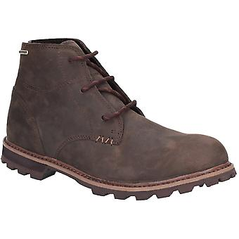 Muck Boots Mens Freeman Waterproof Laced Desert Ankle Boots