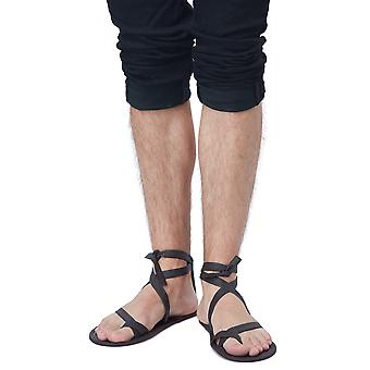 Egyptian Pharaoh Spartan Warrior Roman Greek Mens Costume Footwear Shoes Sandals