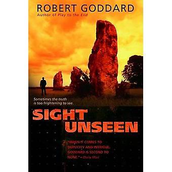 Sight Unseen by Robert Goddard - 9780440242802 Book