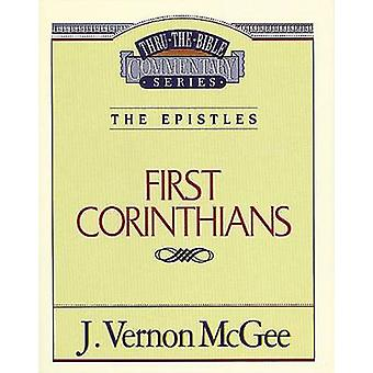 1 Corinthians by J Vernon McGee - 9780785207351 Book