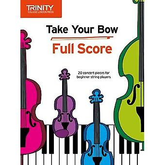 Take Your Bow - Full Score by Celia Cobb - 9780857367327 Book