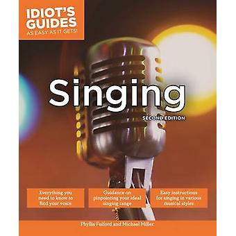 Singing (2nd) by Phyllis Fulford - Michael Miller - 9781615646210 Book