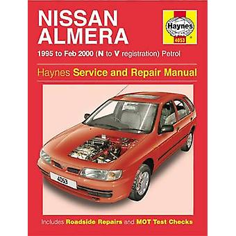 Nissan Almera Service and Repair Manual - N to V Reg by John S. Mead -