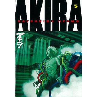 Akira - v. 5 by Katsuhiro Otomo - 9781935429074 Book