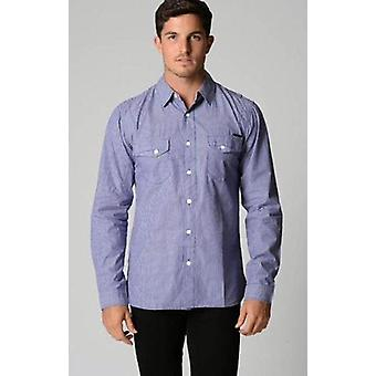 Deacon Kempton streep overhemd