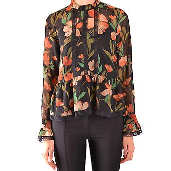 Twin-set Ezbc060206 Dames's Multicolor Polyester Blouse