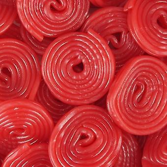 2 pakke med 135g poser med kirsebær hjul