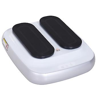 HOMCOM Leg Exerciser Elderly Automatic Feet Mover Circulation Walking with Remote Control Fitness
