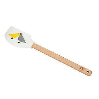 Scion lintu silicon spatulă Dandelion și pietriș