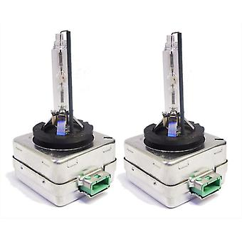 Xenon lamps, D3S 6000K, 2-Pack