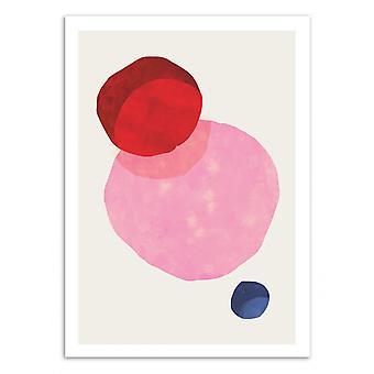 Pôster de Arte - Eclipse - Tracie Andrews