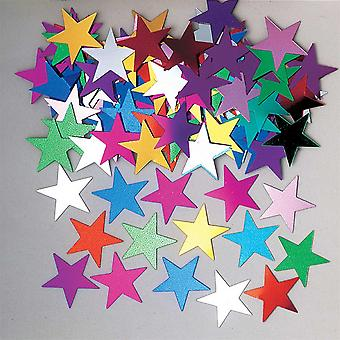 Amscan Jumbo Stars Confetti