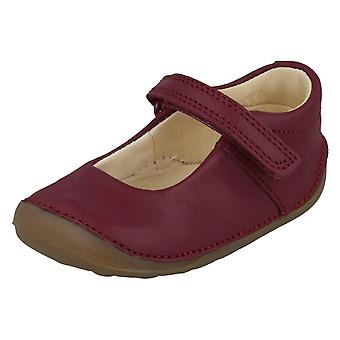 Mädchen Clarks Casual Erste Schuhe Tiny Mist