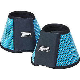 Roma Air Flow Shock Absorber Bell Boots - Blue