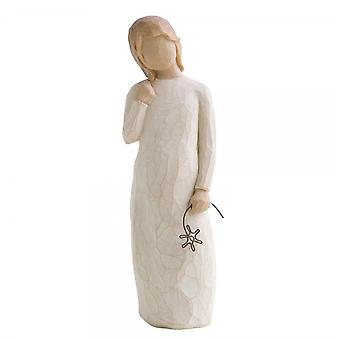 Willow Tree Remember Hand Painted Figurine
