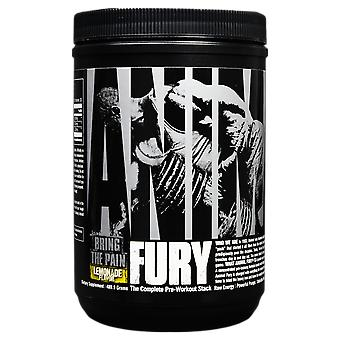 Animal Fury The Complete Pre Workout Stack- Bring The Pain