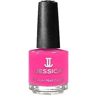 Jessica Neon 2019 Nail Polish Collection - Fluorescerende Flamingo (N100) 14.8ml