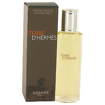 Hermès Terre d'Hermès Eau de Toilette 125ml EDT Spray - Refill