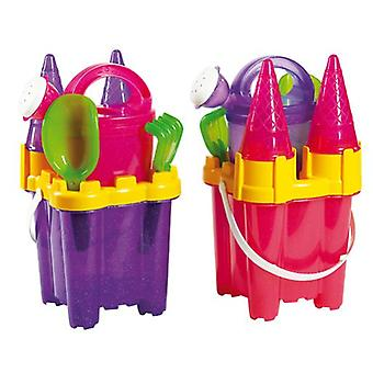 Simba Castle Large Transparent Set (Babies and Children , Toys , Others)