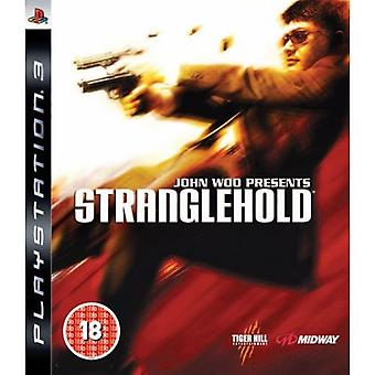 Stranglehold PS3 Game