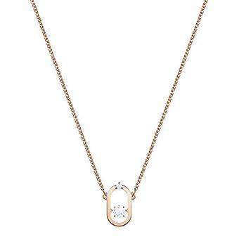 Collier de pendentif pour femme en acier Swarovski - 5468084