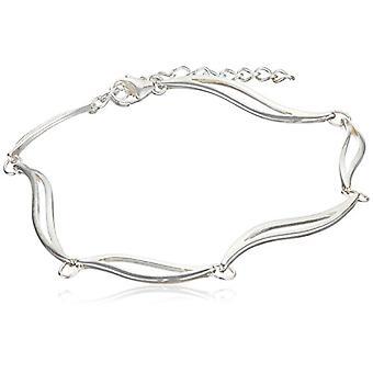 Elements B3466 - Women's wrist bijoux - silver - 180 mm