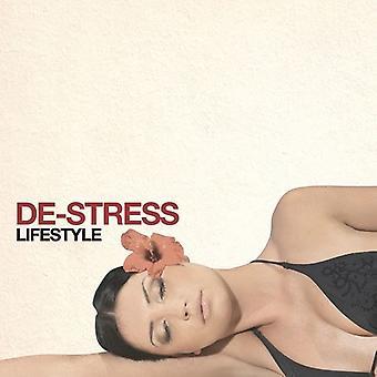 De-Stress Lifestyle Music CD - De-Stress Lifestyle Music CD