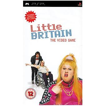 Little Britain TV-spelet (PSP)-fabriken förseglad
