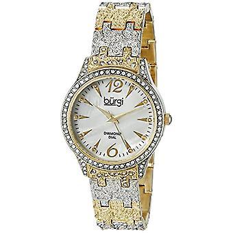 Burgi Clock Woman Ref. BUR127TTG
