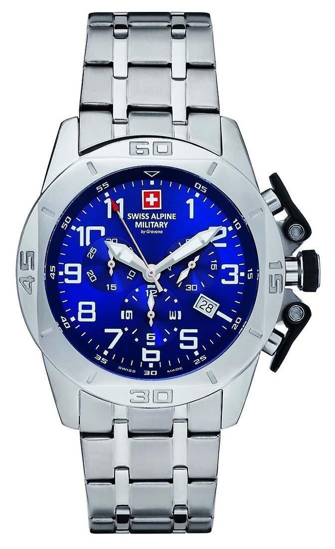 Swiss Alpine Military 7063.9135 Men's Watch 45 Mm