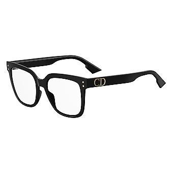 Dior CD 1 807 Black Glasses