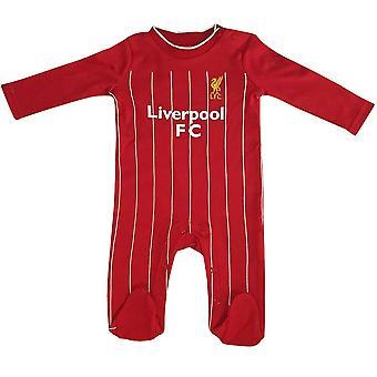 Liverpool FC Baby Unisex Sleepsuit