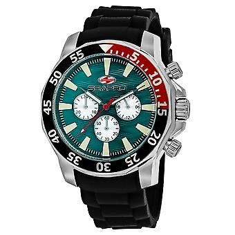 Seapro Men's Scuba Explorer Green Dial Uhr - SP8334