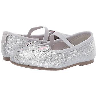 Carter's Kids Lula Girl's Glitter Ballet Flat