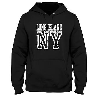 Black men's hoodie dec0493 long island ny