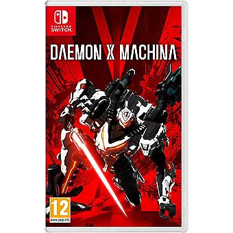 Daemon X machina switch spil