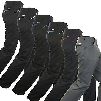 Stromberg Mens Mijas Pro Stretch Funky Spodnie golfowe
