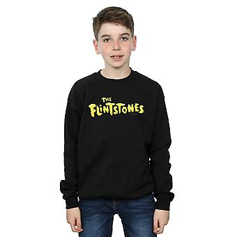 The Flintstones Boys Original Logo Sweatshirt