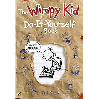 Diary of a Wimpy Kid DoItYourself Book NEW large format by Jeff Kinney
