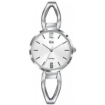 Shows Go Girl Only 695133 - money woman White Dial steel case and Bracelet