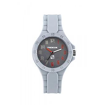 Watch Freegun Ollie EE5256 - child grey Silicone