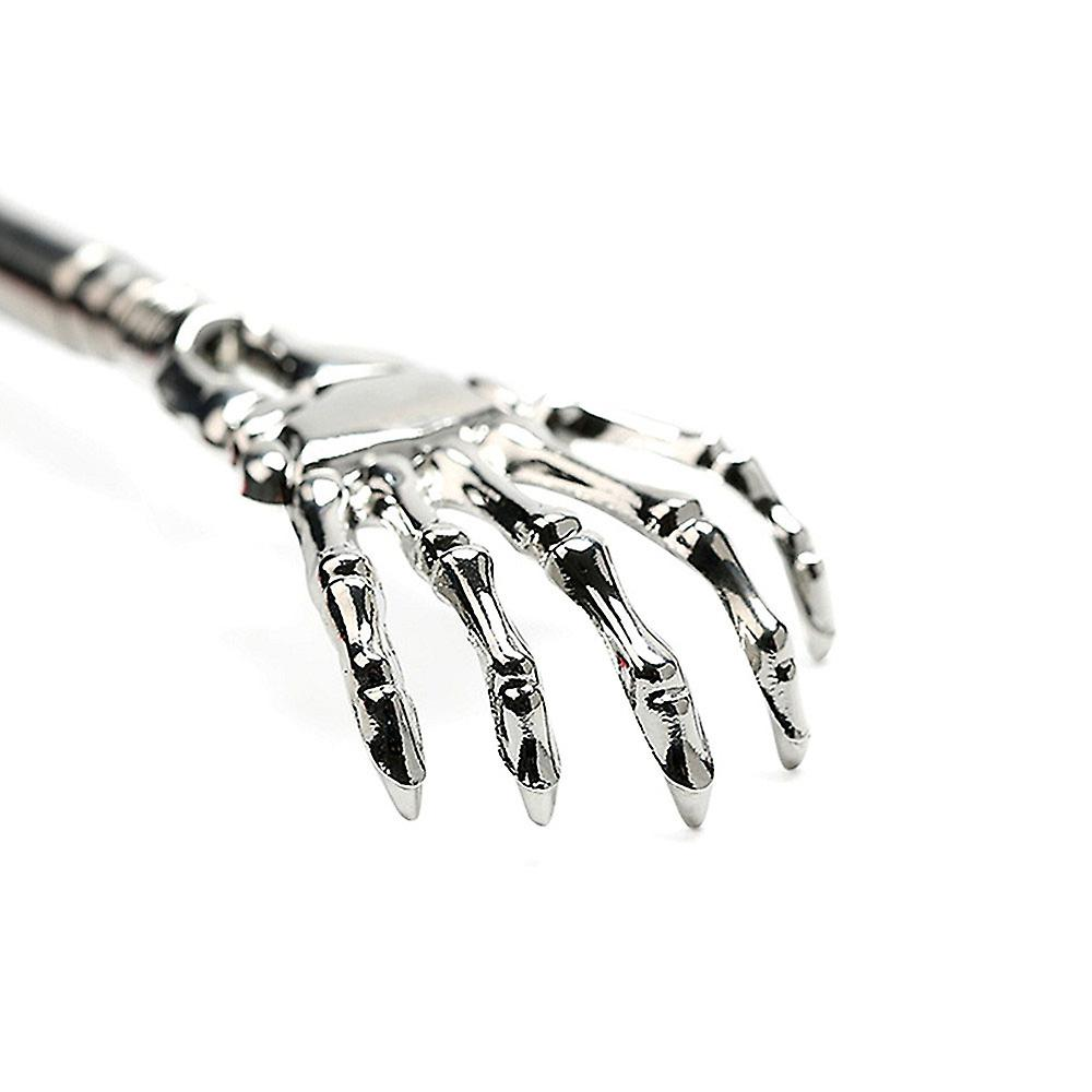 TRIXES Back Scratcher Extendable Skeleton Hand Cool Gadget Funny Gifts for Men