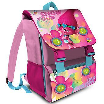 Trolls Large Backpack Bag 41 x 28 x 20cm