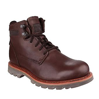 CAT Lifestyle Mens Rockwell Leather Boot