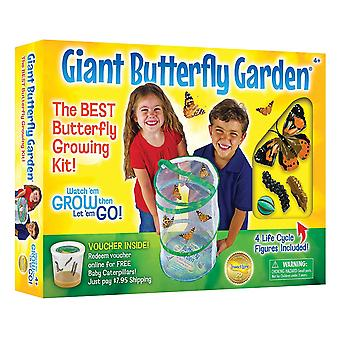 Insect Lore Giant Butterfly Garden Toy
